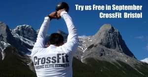 Try CrossFit Bristol out for Free
