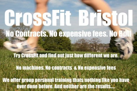 Try CrossFit Bristol